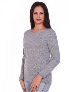Джемпер женский Б0281 кашемир (серый) заказать с доставкой от Ивтекс37.рф