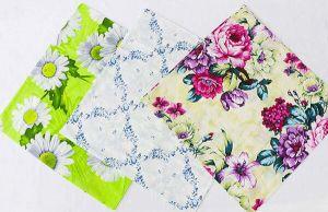 Купить Комплект наволочек 2 шт. 70х70  поплин (Цветы) в Ивтекс37.рф